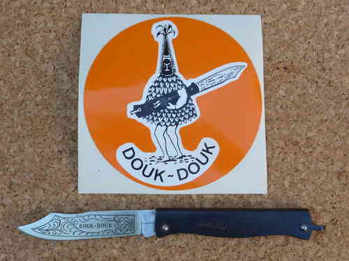 Douk-Douk 160mm carbonne