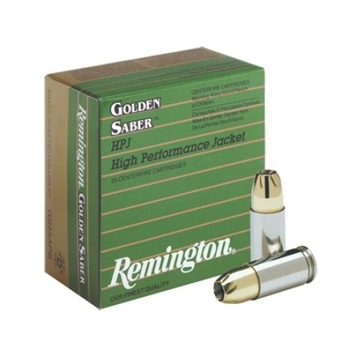 38 Special REMINGTON Golden Saber