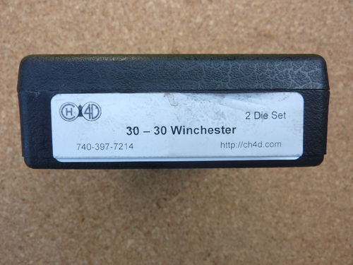 CH4D -- 30/30 Winchester