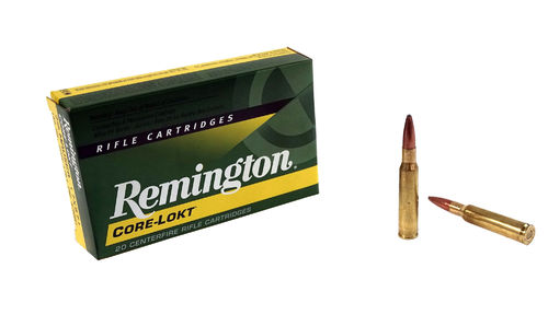 7x57 mauser - x20 - REMINGTON