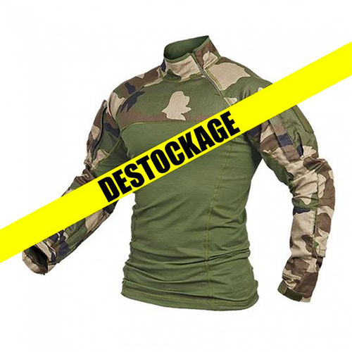 Chemise NARVIK NFM - camouflage CE
