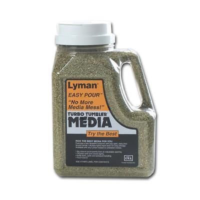 Lyman Media Medium green 2,7kg