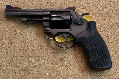 SMITH et WESSON 19-4  target 357 mag